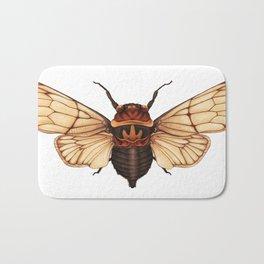Cicada Bath Mat