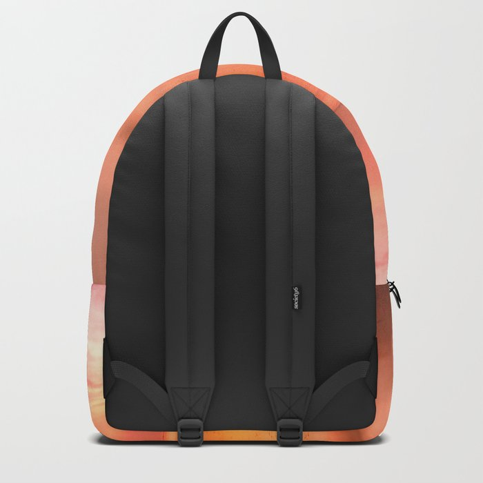 The Best Sunset Backpack