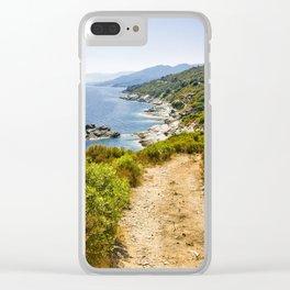 Corse 1.2 Clear iPhone Case