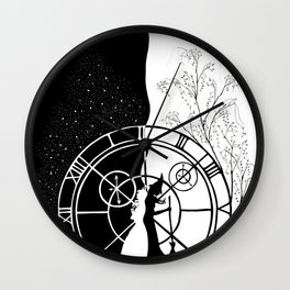Changed For Good Wall Clock