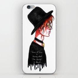 Bowie No.3 iPhone Skin