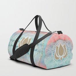 Yoga Lotus Duffle Bag