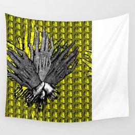 La television  Wall Tapestry