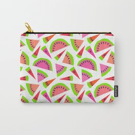 Juicy, juicy watermelon ... Carry-All Pouch
