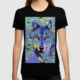 WOLF IN THE GARDEN T-shirt