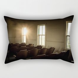 Sanctuary Golden Hour Rectangular Pillow