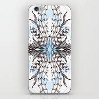 underwater iPhone & iPod Skins featuring Underwater by Barlena