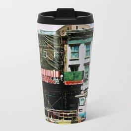 NYC Street Photography Travel Mug