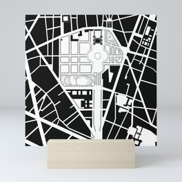Jardin du Luxembug. Paris Mini Art Print