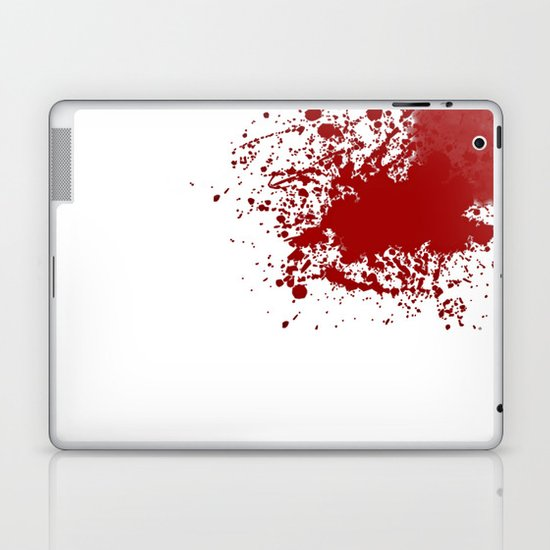 Bloody ... Laptop & iPad Skin