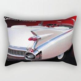 1959 Cadillac Eldorado Rectangular Pillow