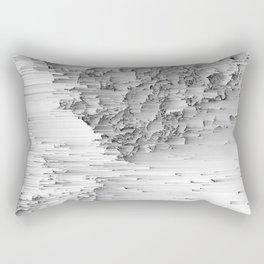 Japanese Glitch Art No.1 Rectangular Pillow