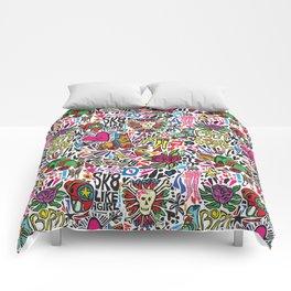 Derby Girl Comforters