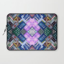Hong Kong Kaleidoscope 03 Laptop Sleeve