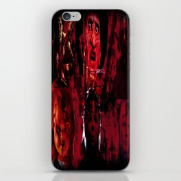 Masters Of All Horrors iPhone Skin