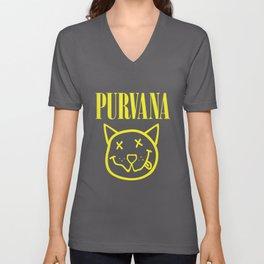 Purvana Unisex V-Neck