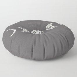 Lunar Nature Floor Pillow