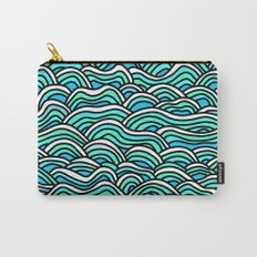 Ocean Waves 1 Carry-All Pouch