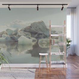 Icebergs XIII Wall Mural