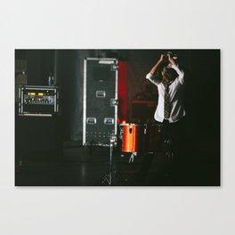 Jon Foreman - Switchfoot Canvas Print