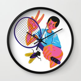 Cool Boy Kentaro Wall Clock