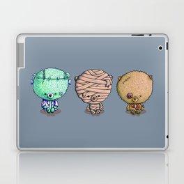 Three Little Monsters Laptop & iPad Skin