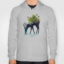 Watering (A Life Into Itself) Hoody