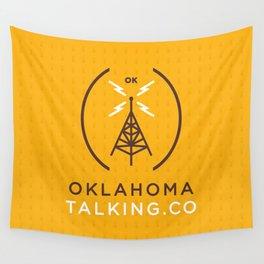Oklahoma Talking Co.  Wall Tapestry