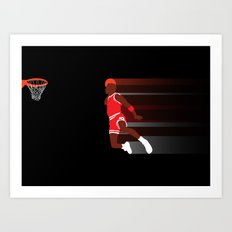 Greatest of All Time Art Print