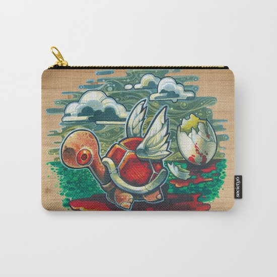 """""""Life Will Find A Way"""" Carry-All Pouch"""