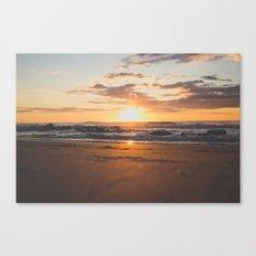 Maine Sunrise Canvas Print