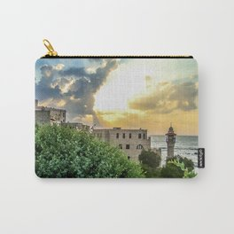 Sunset Old Jaffa Carry-All Pouch