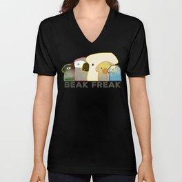 Beak Freak Unisex V-Neck