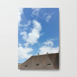 old roof Metal Print