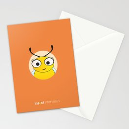 Becky the Bee Stationery Cards