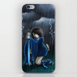 Neptune Princess iPhone Skin