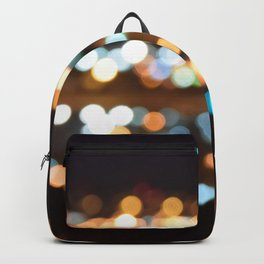 focus lights Backpack