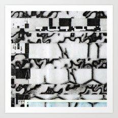 PD3: GCSD121 Art Print