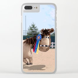 Little Champion Clear iPhone Case