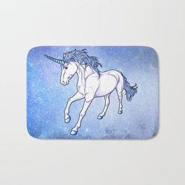 The Unicorn Colored Bath Mat