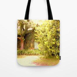 The Garden Door Tote Bag