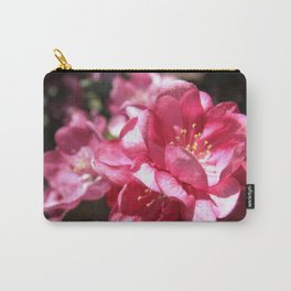 Malus Flower Carry-All Pouch
