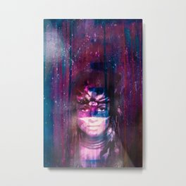 Raindancer Metal Print