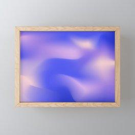 Ghost Framed Mini Art Print