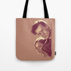 Mysterious People - Doctor Who Tote Bag