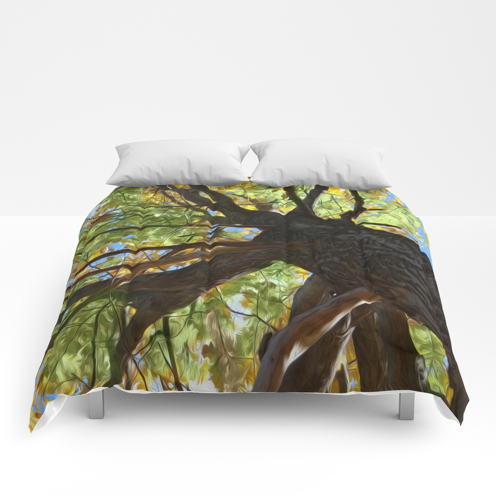 The Mighty Oak Comforter by Lidkas CMF8279452