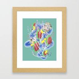 Alien Organism 21 Framed Art Print