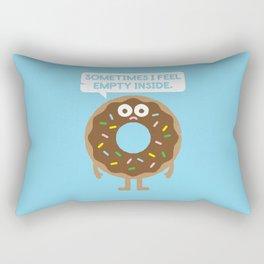 It's Not All Rainbow Sprinkles... Rectangular Pillow