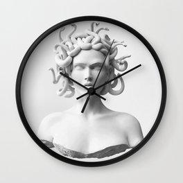 Medusa II Wall Clock