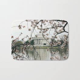 Jefferson Memorial Bath Mat